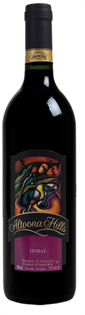 Altoona Hills Shiraz 2012 750ml - Case of 12